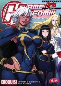X-Men XXX – Tempestade violentada