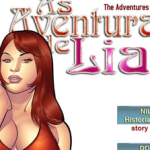 As Aventuras de Lia 5