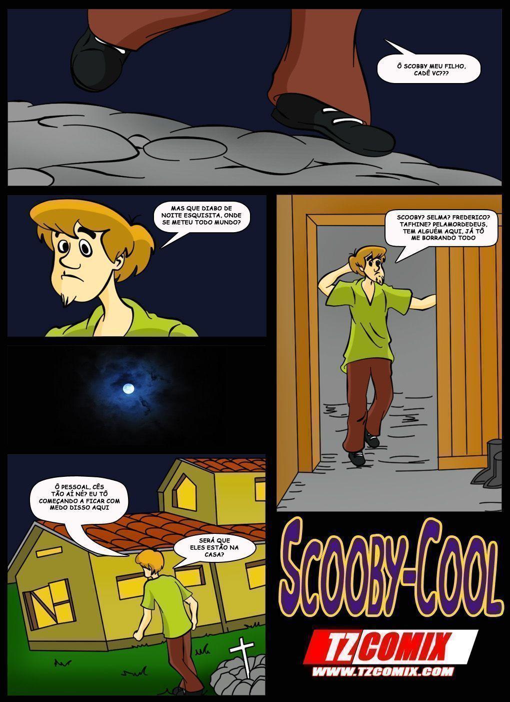 scooby doo порно комикс № 1934 без смс