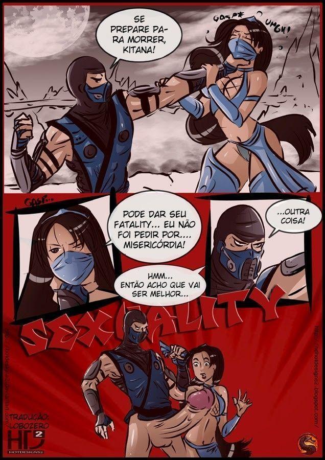 Mortal Combat Free Hentai