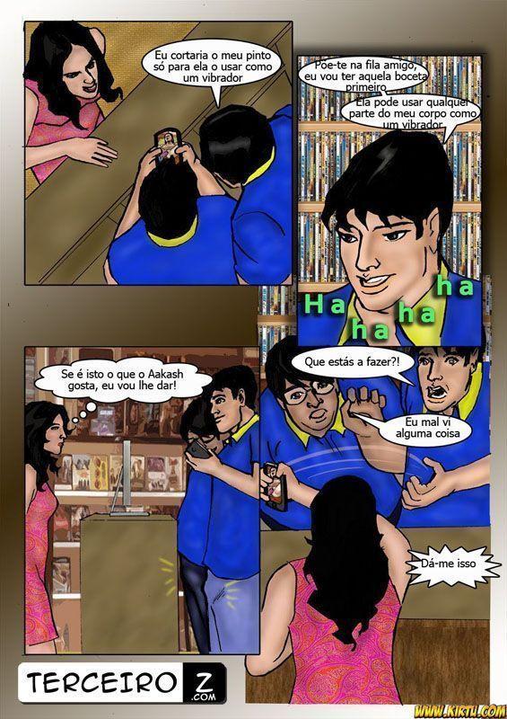 Saath Kahanya 2 - Amigos resolvem transar entre si e filmam tudo depois