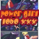 Power Girl XXX Lobo