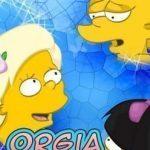Orgia Lésbicas – Os Simpsons