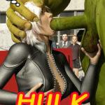 Hulk x Tempestade