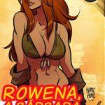 Rowena, A Bárbara