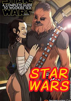 Star wars pornos