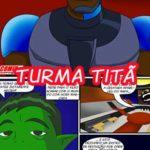 Turma Titã Liberada