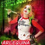 Cosplay da Arlequina