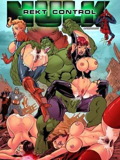 As Loucuras do Hulk