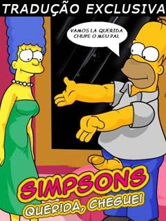 Os Simpsons – Querida Cheguei