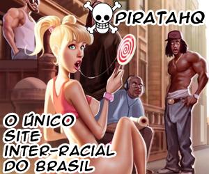 Pirata HQ - O Maior site de Cartoon Interracial do Brasil